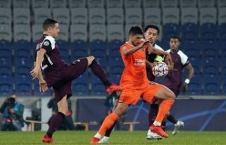 UEFA Şampiyonlar Ligi: M.Başakşehir: 0 - Paris...
