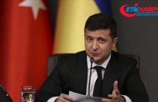 Ukrayna Devlet Başkanı Zelenskiy: Ukrayna ve Türkiye...