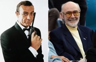 Ünlü aktör Sean Connery 90 yaşında hayatını...