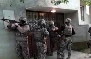 Van'da PKK/KCK'nın basın ve kültür yapılanmasına...