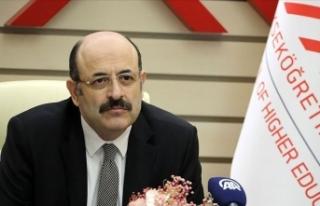 YÖK Başkanı Saraç: Açık erişimin önemi, salgın...