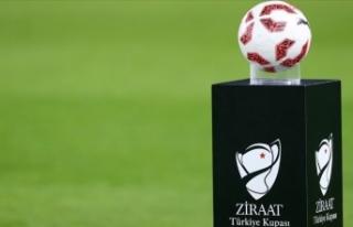 Ziraat Türkiye Kupası'nda 4. tur eşleşmeleri...