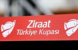 Ziraat Türkiye Kupası'nda 5. tur programı...