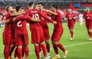 A Milli Futbol Takımı'nda 4 futbolcu, aday...
