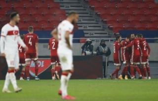 A Milli Futbol Takımı'nın ikinci UEFA Uluslar...