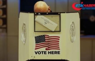 ABD başkanlık seçimlerinde New Hampshire'da...
