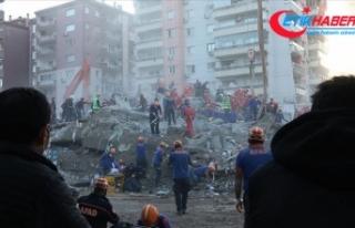AFAD Başkanı Güllüoğlu: İzmir'de arama...