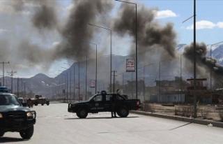 Afganistan'da Taliban tarafından düzenlenen...