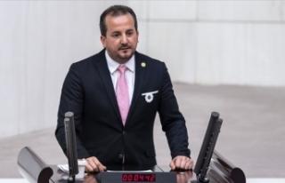 AK Parti Bursa Milletvekili Refik Özen'in Kovid-19...