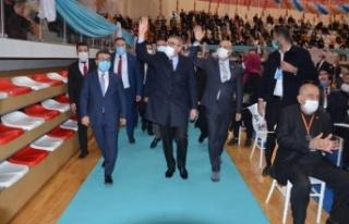 AK Parti Genel Başkan Yardımcısı Ünal, AK Parti...