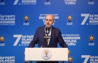 AK Parti Genel Başkanvekili Kurtulmuş: Allah'ın...