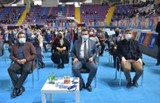 AK Parti Genel Sekreteri Şahin, Afyonkarahisar 7....