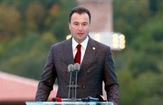 AK Parti Kırklareli Milletvekili Minsolmaz'ın...