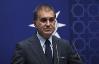 AK Parti Sözcüsü Çelik: Türkiye olmadan Avrupa...