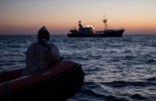 Akdeniz'deki düzensiz göçmen dramı bir kez...