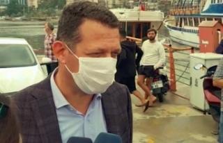 Alabora olan teknedeki 5'i Türk mürettebat 37...