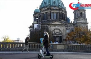 Almanya'da günlük en yüksek Kovid-19 vaka...