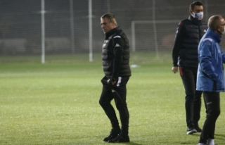 Antalyaspor'da Yanal'ın hedefi ilk maçında...