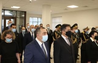 Avrasya ülkelerinde Büyük Önder Atatürk'ü...