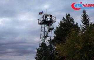 Azerbaycan Kelbecer'in boşaltılması için...