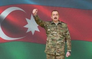 Azerbaycan Cumhurbaşkanı Aliyev: Azerbaycan tehdit...