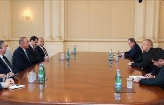 Azerbaycan Cumhurbaşkanı Aliyev: Savaşın devam...