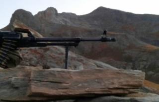 Azerbaycan, Ermenistan ordusuna ait iki mühimmat...