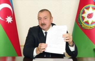 Azerbaycan ile Ermenistan arasındaki Dağlık Karabağ...