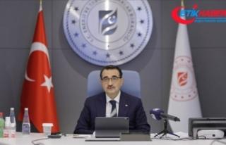Bakan Dönmez: Hem Karadeniz'de hem de Akdeniz'de...