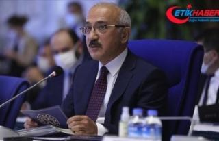 Bakan Elvan: Fiyat istikrarı politikalarını belirleme...