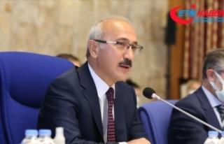 Bakan Elvan: Makro ekonomik istikrar, finansal istikrar...