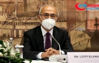 Bakan Elvan: TOBB heyetinin görüş ve önerilerini...
