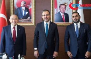 Bakan Kasapoğlu: TFF ile beIN SPORTS arasında anlaşma...