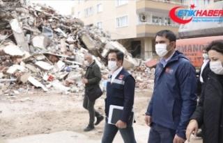 Bakan Kurum: Deprem konutlarının maliyeti hesaplanıp...