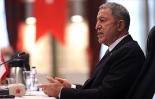 Milli Savunma Bakanı Akar: Karadeniz'deki istikrarın...