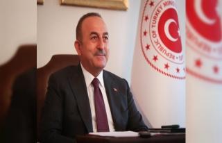 Bakan Çavuşoğlu, Suudi Arabistanlı mevkidaşı...