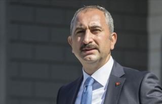 Bakan Gül: Cumhuriyet Başsavcılığımız depremden...