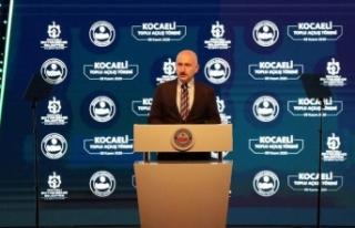 Bakan Karaismailoğlu: Kocaeli Şehir Hastanesine...
