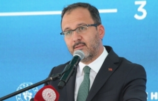 """Bakan Kasapoğlu: """"Sürdürülebilir başarıya..."""