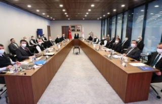 Bakan Soylu başkanlığında 'Güvenlik ve Koordinasyon...
