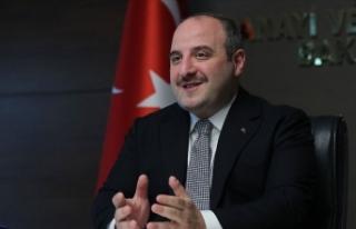 Sanayi ve Teknoloji Bakanı Varank: Türkiye'nin...