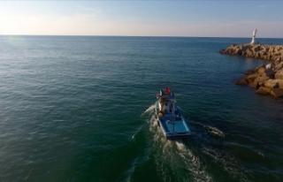 Balıkçılar Karadeniz hamsisini bekliyor