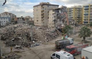 Barış sitesi inşaat işçisi: 'Olacak ilk...