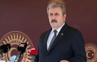 BBP Genel Başkanı Destici: Ermenistan'ın işgal...