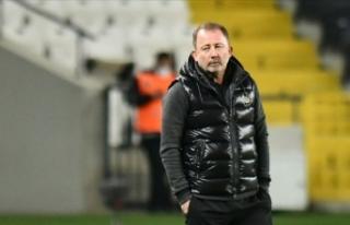 Beşiktaş Teknik Direktörü Sergen Yalçın: Görevi...