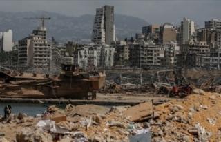 Beyrut Limanı'ndaki patlamayla ilgili gözaltı...