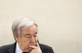 """BM Genel Sekreteri Guterres: """"Yemen, kıtlık tehlikesi..."""