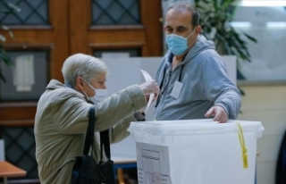 Bosna Hersek halkı yerel seçimler için sandık...