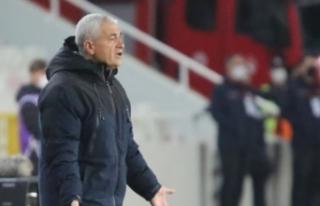 """Çalımbay: """"Hakem korktu, penaltımızı vermedi"""""""