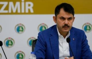 Çevre ve Şehircilik Bakanı Kurum: Ağır hasarlı,...